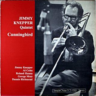 JIMMY KNEPER QUINTET CUNNINGBIRD Denmark盤