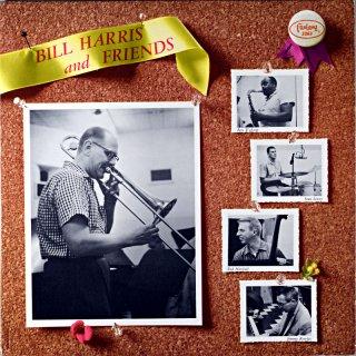 BILL HARRIS AND FRIENDS (OJC盤)