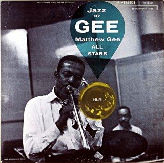 JAZZ BY GEE ! MATTHEW GEE ALL-STARS