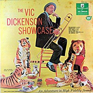 VIC DICKENSON THE SHOWCASE