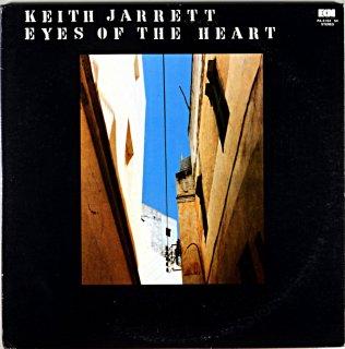 KEITH JARRETT EYES OF THE HEART 2枚組