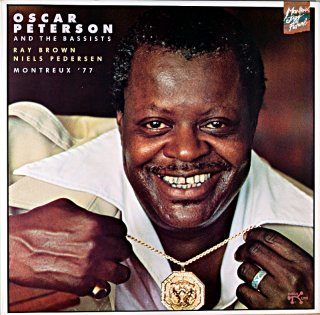 OSCAR PETERSON AND THE BASSISTS (OJC盤)