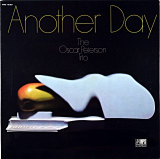 OSCAR PETERSON / ANOTHER DAY French盤