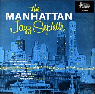 THE MANHATTAN JAZZ SEPTETTE EDDIE COSTA Us盤