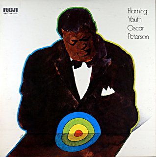 FLAMING YOUTH OSCAR PETERSON 2枚組