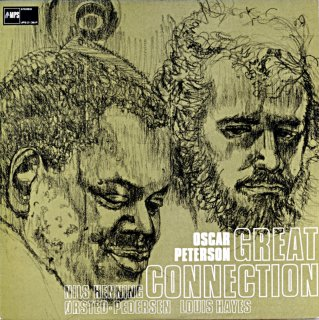 OSCAR PETERSON GREAT CONNECTION