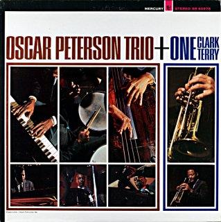 OSCAR PETERSON TRIO + ONE Us盤