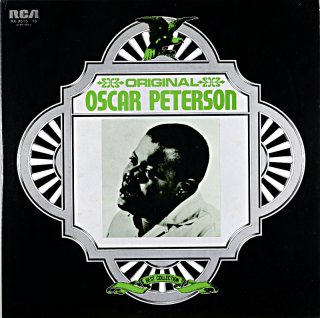 ORIGINAL OSCAR PETERSON BEST COLLECTION 2枚組