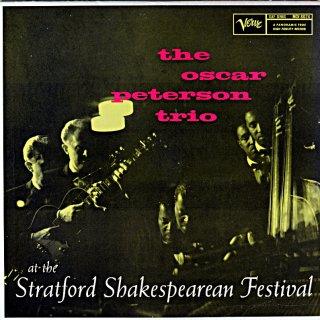 OSCAR PETERSON AT STARTFORD SHAKESPEAREAN FESTIVAL Us盤