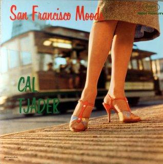 SAN FRANCISCO MOOD CAL TJADER (OJC盤)