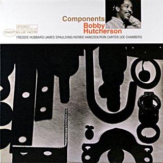 COMPONENTS BOBBY HUTCHERSON Us盤