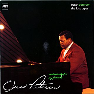 OSCAR PETERSON / THE LOST TAPES German盤
