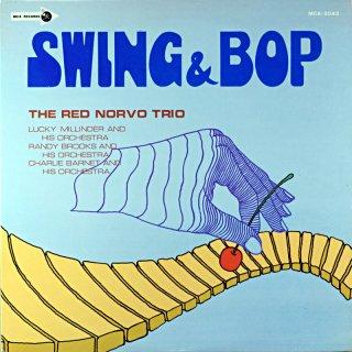 SWING & BOP THE RED NORVO TRIO