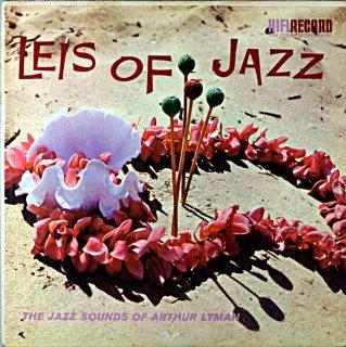 LEIS OF JAZZ THE SOUNDS OF ARTUER LYMAN Original盤