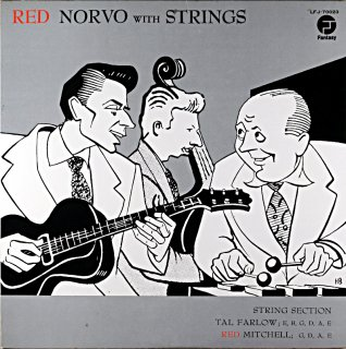 RED NORVO FARLOW RED MITCHELL