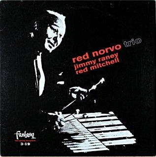 RED NORVO TRIO JIMMY RANEY RED MICHELL (OJC盤)