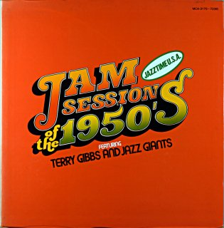 """TERRY GIBBS JAM SESSION OF THE 1950""""S 3枚組"""