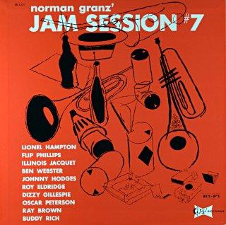 LIONEL HAMPTON JAM SESSION #7