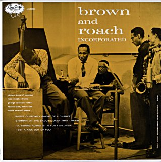 BROWN AND ROACH INCORPORATED / Clifford Brown Original Colection 8