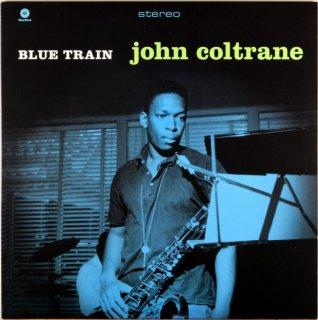 BLUE TRAIN JOHN COLTRANE EU盤