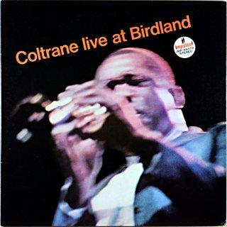JOHN COLTRANE LIVE AT BIRDLAND