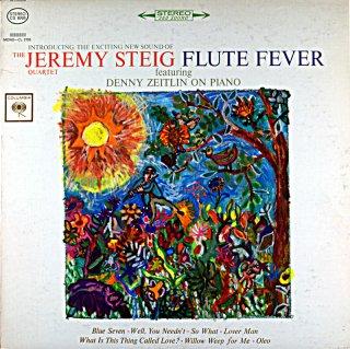 THE JEREMY STEIG FLUTE FEVER Original盤