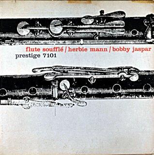 HERBIE MANN FLUTE SOUFFLE Original盤