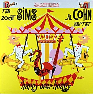 ZOOT SIMS / HAPY OVER HOAGY Us盤