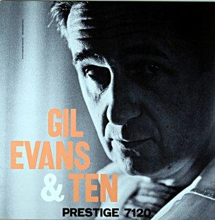 GIL EVANS & TEN (OJC盤)
