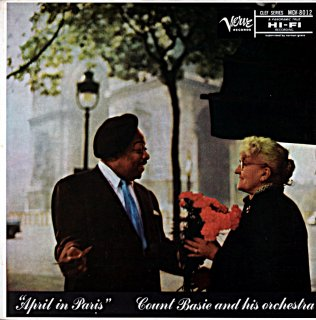APLIL IN PARIS COUNT BASIE AND HIS ORCHSTRA Us盤
