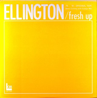 MERCER ELLINGTON / FRESH UP