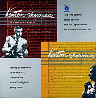 STAN KENTON KENTON SHOWCASE