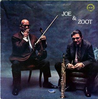 JOE VENUTI AND ZOOT SIMS Original盤
