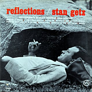 STAN GETZ REFLECTIONS Us盤