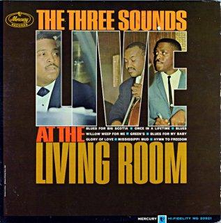 THREE SOUNDS AT THE LIVING ROOM Original盤