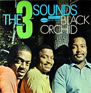 BLACK ORCHID THE THREE SOUNDS GENE HARRIS (UA盤)