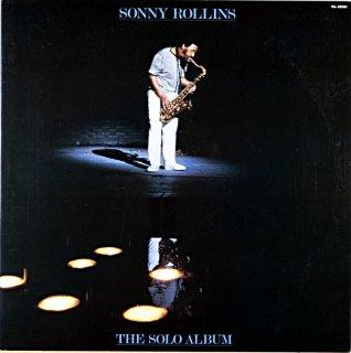 SONNY ROLLINS THE SOLO ALBUM