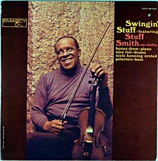 STUFF SMITH SWINGIN' STUFF Original盤