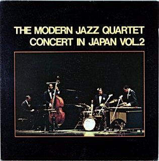 MODERN JAZZ QUARTET CONCERT IN JAPAN VOL.2