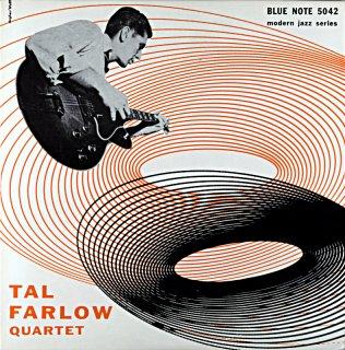 TAL FARLOW QUARTET 10inch (UA盤)