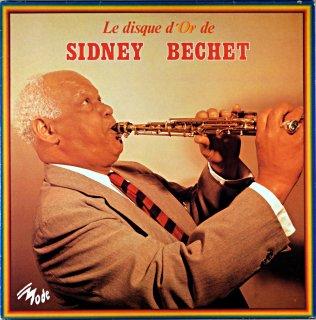 SIDNEY BECHET / LE DISQUE D'OR DE French盤
