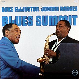 DUKE ELLINGTON JOHNNY HODGES BLUES SUMMIT Us盤