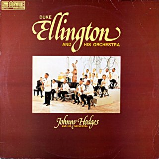 DUKE ELLINGTON AND HIS ORCHESTRA JOHNNY HODGES Us盤