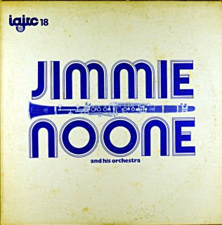 JIMMIE NOONE / AND HIS ORCHESTRA Canada盤