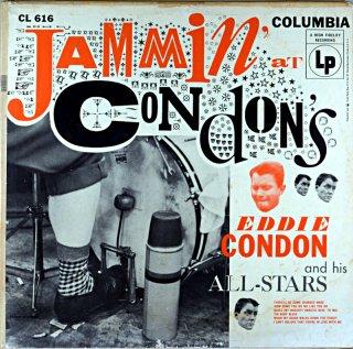 EDDIE CONDON JAMMIN' IN CONDON'S Original盤
