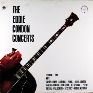 EDDIE CONDON THE EDDIE CONDON CONCERTS TOWN HALL 1944