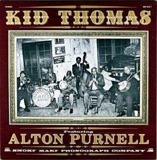KID THOMAS FEATURING ALTON PURNELL Us盤