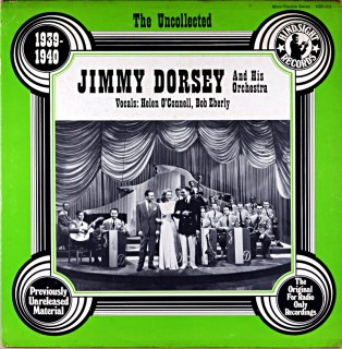 JIMMY DORSEY AND HIS ORCESTRA