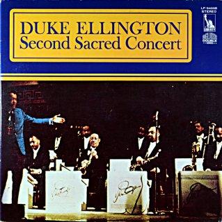 DUKE ELLINGTON SECOND SACRED CONCERT(2枚組)