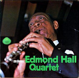 EDMOND HALL QUARTET German盤